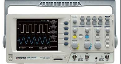 Основные технические критерии осциллографа