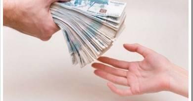 Сложности в получении кредита