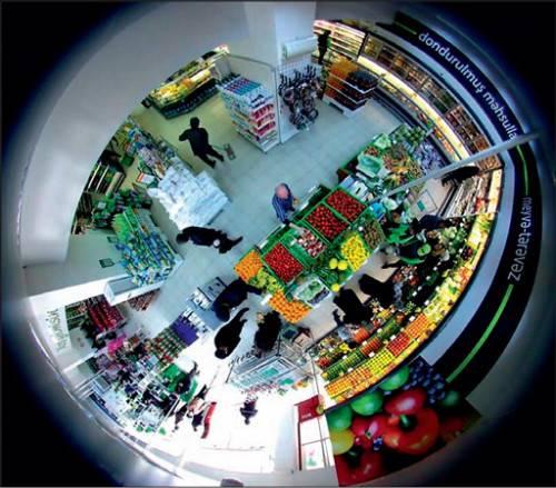 Как работают камеры видеонаблюдения в магазинах