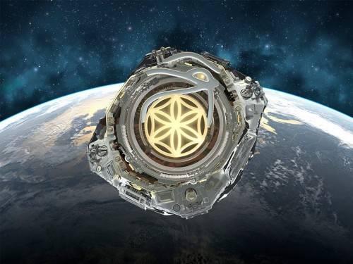 Асгардия - государство, которое будет построено на орбите Земли