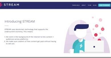 Blockchain-проект Stream
