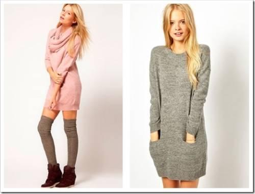 идеальное платье на зимний период