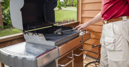 Как мыть роликовый гриль