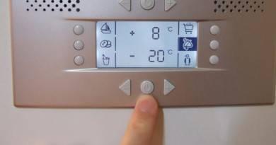 Какая температура должна быть в холодильной камере
