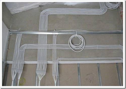 Сечение провода и материал
