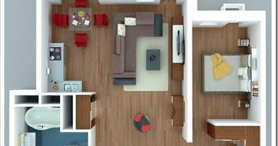 Явные преимущества квартиры-студии