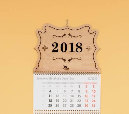 Виды квартальных календарей