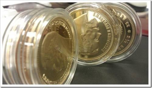 Стоит ли покупать драгоценные монеты в банке?
