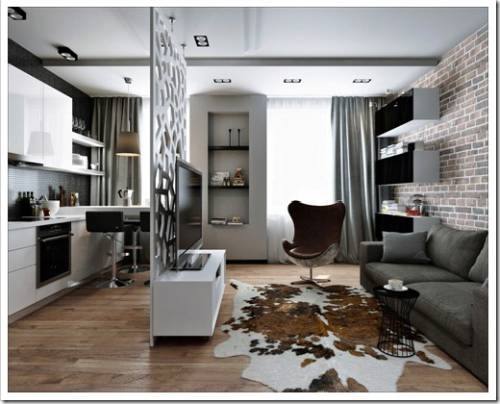 Преимущества квартиры-студии