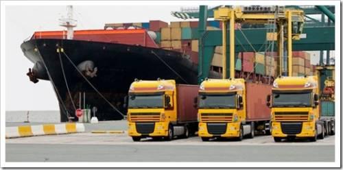 Логистика транспортных перевозок грузов