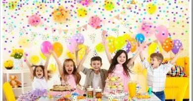 Варианты проведения Дня рождения ребенка