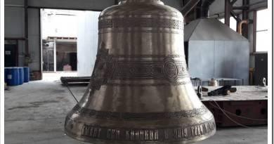 Из чего отливают церковные колокола