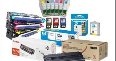 Виды картриджей для принтеров и их строение