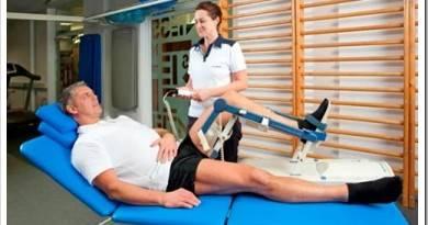 Что делать после артроскопии коленного сустава