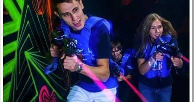Лазертаг — что это за игра