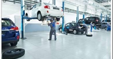 Что такое СТО автомобиля и какие виды работ выполняют