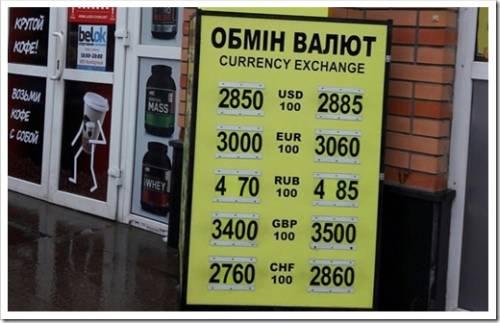 Как оставаться осведомлённым в курсах валют?