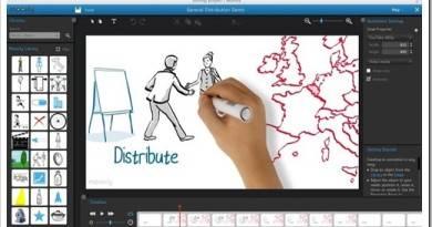 Технологии создания видео анимации
