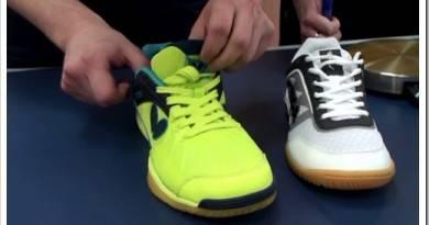 Как выбрать обувь для настольного тенниса