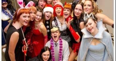 Новогодние шоу-программы в Алматы