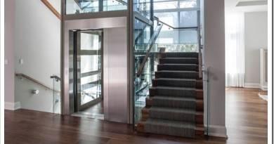 Виды и характеристики коттеджных лифтов
