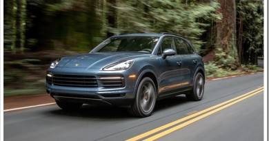 Porsche Cayenne 2019 — технические характеристики