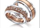 Как выбрать парные обручальные кольца?