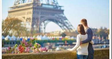 Особенности путешествия в Париж из Киева