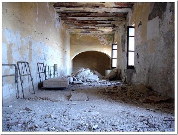 Тюрьма на Острове Прочида, Италия