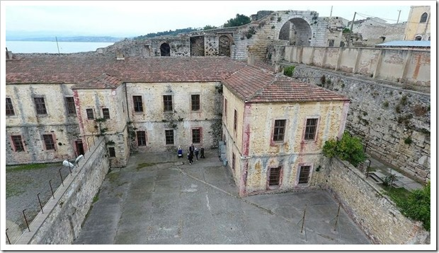 Тюремная Крепость Синоп, Турция