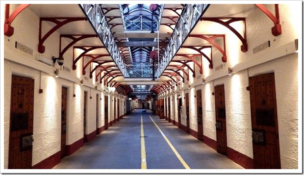 Hm Pentridge Prison, Австралия
