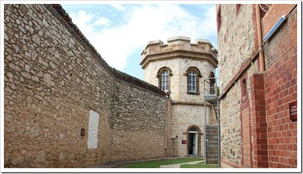 Старая Тюрьма Аделаиды, Австралия