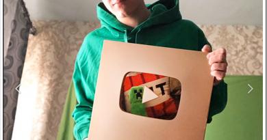 Риколит (Никита Силюк) – сколько лет, биография популярного видео блогера в Ютубе, скачать скин для Майнкрафт