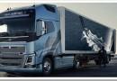 Модельный ряд грузовых автомобилей VOLVO