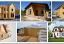 Характеристики домов из сип панелей