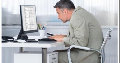 Чем опасна ежедневная многочасовая работа за компьютером?