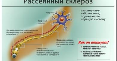 Возраст, в котором проявляются первые симптомы болезни