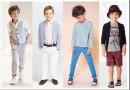 Какую детскую одежду купить на лето мальчику