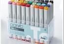 Как выбрать маркеры для рисования