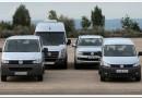 Виды запчастей для коммерческого транспорта Volkswagen
