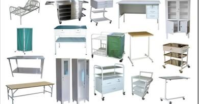 Какие есть виды медицинской мебели