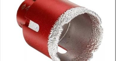 Как выбрать алмазную коронку по бетону