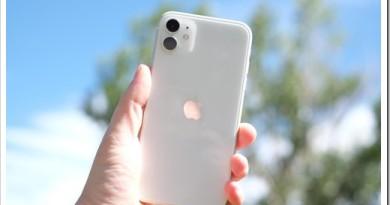 Характеристики смартфона iPhone 11