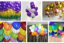 Какие бывают виды гелиевых шаров