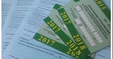 Что такое Автоцивилка (ОСАГО) в Украине и его особенности