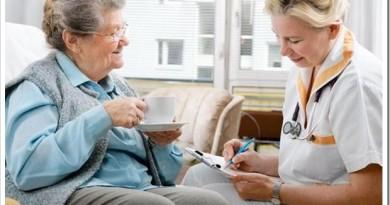 Особенности ухода за пожилыми людьми с диабетом