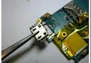 Как заменить разъем микро usb на смартфоне