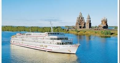 Куда можно съездить в речной тур по России из Санкт Петербурга
