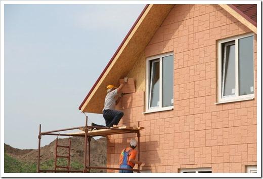 Почему дома из СИП панелей нуждаются в наружной отделке?