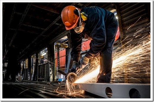 Демонтаж металлоконструкций под ключ